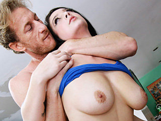 Housewives forced to suck cock